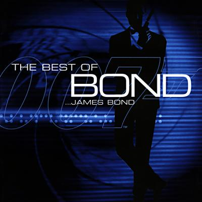 007 James Bond: The Best Songs Soundtrack CD. 007 James Bond: The Best Songs Soundtrack