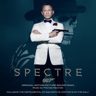 007 Spectre Soundtrack CD. 007 Spectre Soundtrack