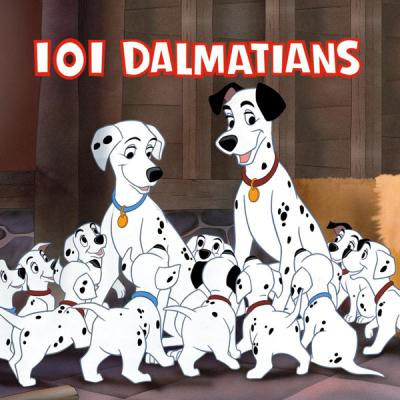 101 Dalmations Soundtrack CD. 101 Dalmations Soundtrack