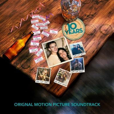 10 Years Soundtrack CD. 10 Years Soundtrack