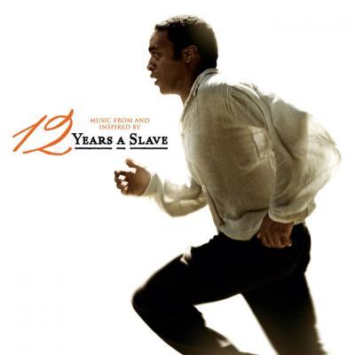 12 Years a Slave Soundtrack CD. 12 Years a Slave Soundtrack