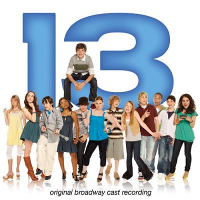 13 Soundtrack CD. 13 Soundtrack