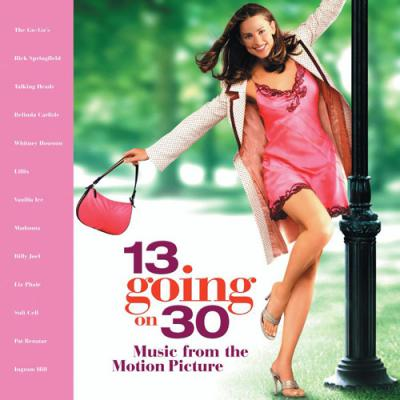 13 Going on 30 Soundtrack CD. 13 Going on 30 Soundtrack