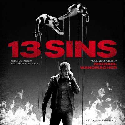 13 Sins Soundtrack CD. 13 Sins Soundtrack