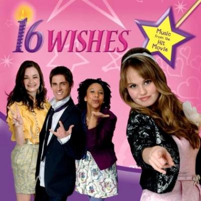 16 Wishes Soundtrack CD. 16 Wishes Soundtrack