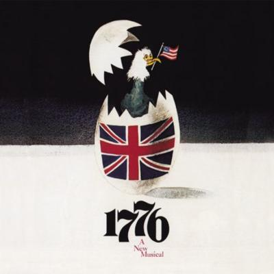 1776: Original Cast Recording Soundtrack CD. 1776: Original Cast Recording Soundtrack