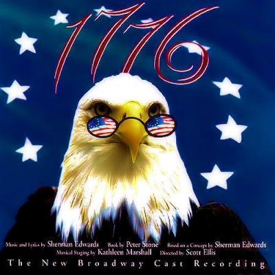 1776: The New Cast Recording Soundtrack CD. 1776: The New Cast Recording Soundtrack
