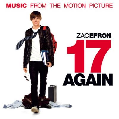 17 Again Soundtrack CD. 17 Again Soundtrack