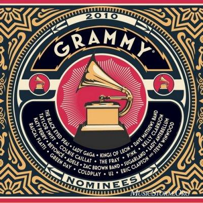 2010 Grammy Nominees Soundtrack CD. 2010 Grammy Nominees Soundtrack