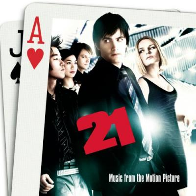 21 Soundtrack CD. 21 Soundtrack