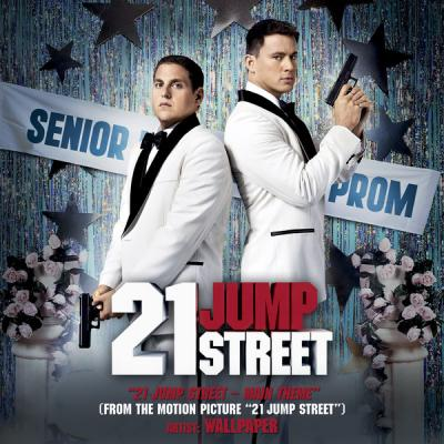 21 Jump Street Soundtrack CD. 21 Jump Street Soundtrack