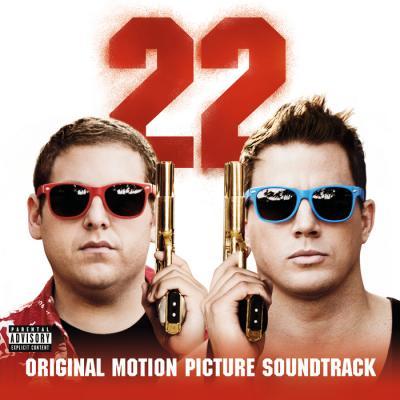 22 Jump Street Soundtrack CD. 22 Jump Street Soundtrack