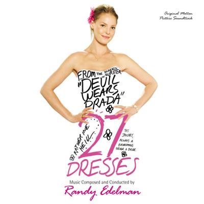 27 Dresses Soundtrack CD. 27 Dresses Soundtrack