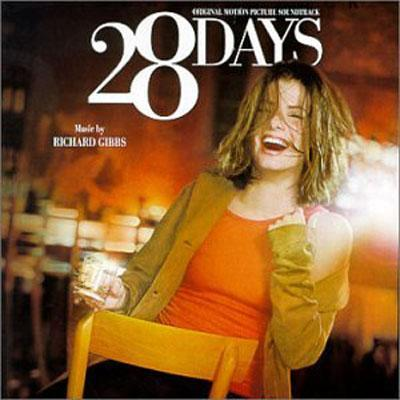 28 Days Soundtrack CD. 28 Days Soundtrack