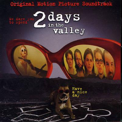 2 Days In the Valley Soundtrack CD. 2 Days In the Valley Soundtrack