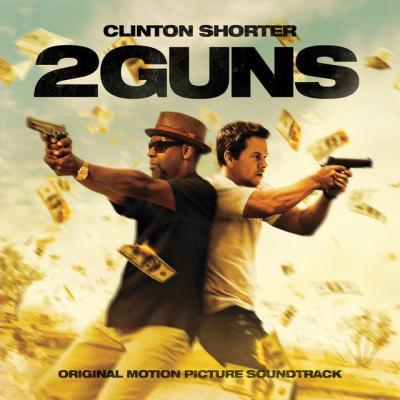 2 Guns Soundtrack CD. 2 Guns Soundtrack