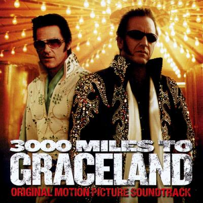 3000 Miles to Graceland Soundtrack CD. 3000 Miles to Graceland Soundtrack
