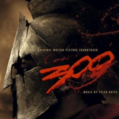 300 Soundtrack CD. 300 Soundtrack