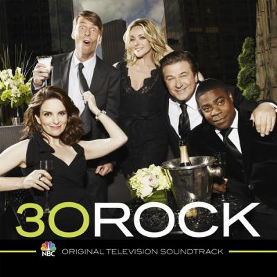 30 Rock Soundtrack CD. 30 Rock Soundtrack