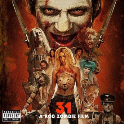 31 Soundtrack CD. 31 Soundtrack
