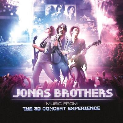 3D Concert Experience Soundtrack CD. 3D Concert Experience Soundtrack