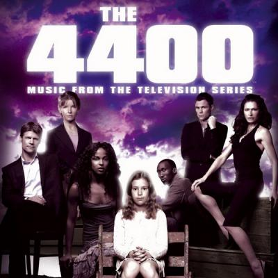 4400 Soundtrack CD. 4400 Soundtrack