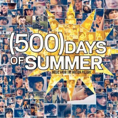 500 Days Of Summer Soundtrack CD. 500 Days Of Summer Soundtrack