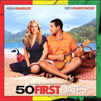 50 First Dates Soundtrack CD. 50 First Dates Soundtrack