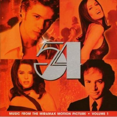 54 vol.1 Soundtrack CD. 54 vol.1 Soundtrack