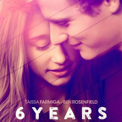 6 Years Soundtrack CD. 6 Years Soundtrack