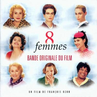 8 femmes Soundtrack CD. 8 femmes Soundtrack
