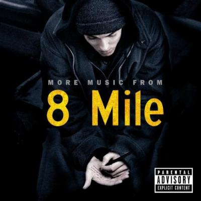 8 Mile: More Music Soundtrack CD. 8 Mile: More Music Soundtrack
