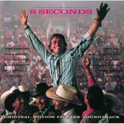 8 Seconds Soundtrack CD. 8 Seconds Soundtrack