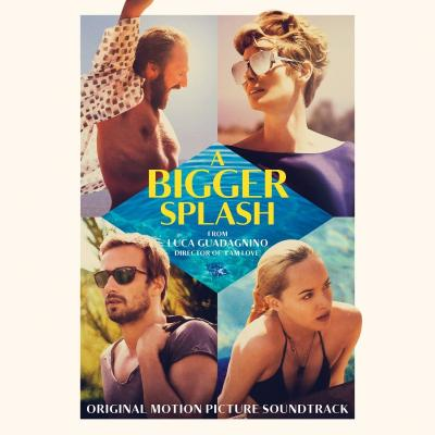 A Bigger Splash Soundtrack CD. A Bigger Splash Soundtrack