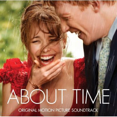 About Time Soundtrack CD. About Time Soundtrack