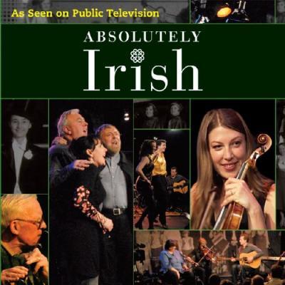 Absolutely Irish Soundtrack CD. Absolutely Irish Soundtrack