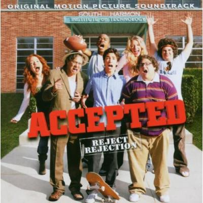 Accepted Soundtrack CD. Accepted Soundtrack