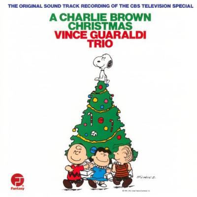 A Charlie Brown Christmas Soundtrack CD. A Charlie Brown Christmas Soundtrack
