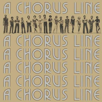 A Chorus Line Soundtrack CD. A Chorus Line Soundtrack