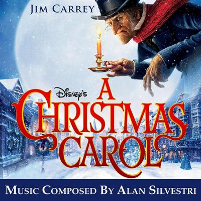 A Christmas Carol Soundtrack CD. A Christmas Carol Soundtrack