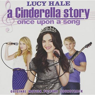 A Cinderella Story: Once Upon A Song Soundtrack CD. A Cinderella Story: Once Upon A Song Soundtrack