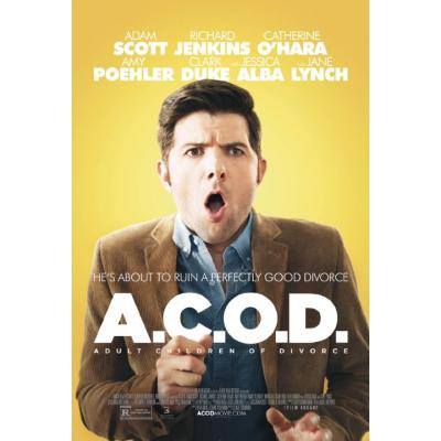 A.C.O.D. Soundtrack CD. A.C.O.D. Soundtrack