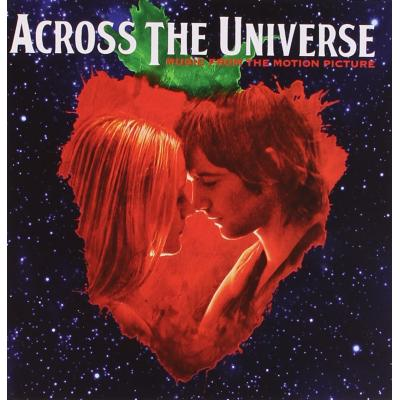 Across the Universe Soundtrack CD. Across the Universe Soundtrack