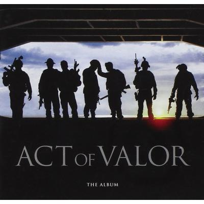 Act of Valor Soundtrack CD. Act of Valor Soundtrack