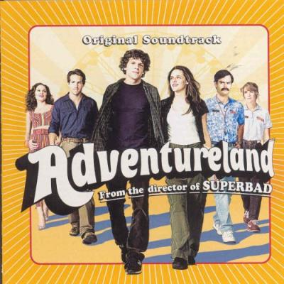 Adventureland Soundtrack CD. Adventureland Soundtrack Soundtrack lyrics