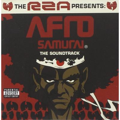 Afro Samurai Soundtrack CD. Afro Samurai Soundtrack