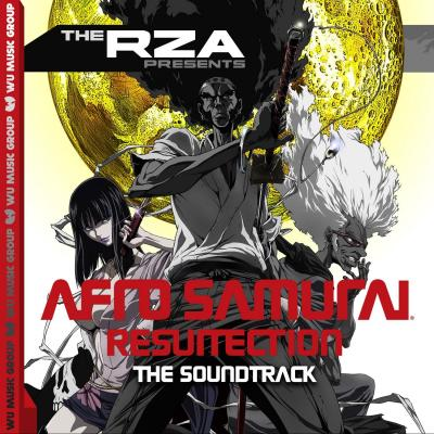 Afro Samurai Resurrection Soundtrack CD. Afro Samurai Resurrection Soundtrack