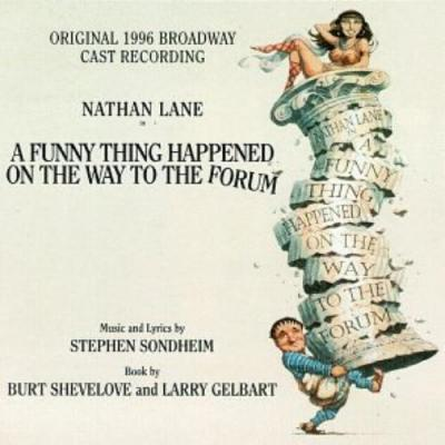 A Funny Thing Happened on the Way to the Forum Soundtrack CD. A Funny Thing Happened on the Way to the Forum Soundtrack