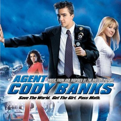 Agent Cody Banks Soundtrack CD. Agent Cody Banks Soundtrack