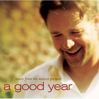 A Good Year Soundtrack CD. A Good Year Soundtrack